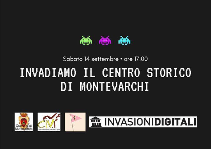 Invasione a Montevarchi